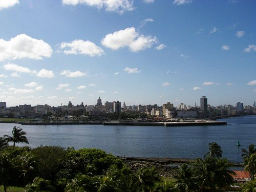 Views from Havana