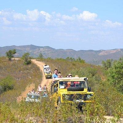 Extremo Ambiente Algarve Jeep Safari