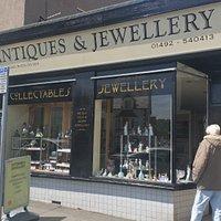Antiques & Jewellery