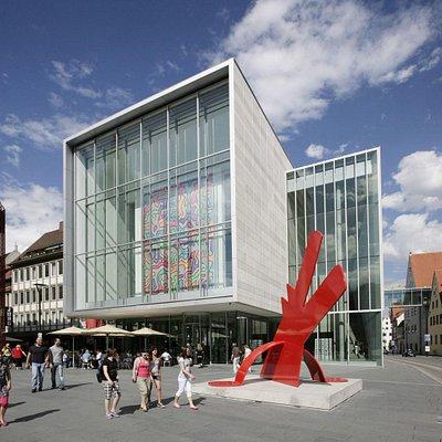 Kunsthalle Weishaupt in Ulm's Neuer Mitte