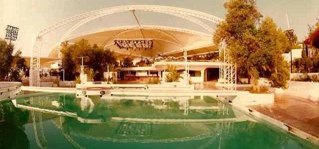 1986, when it was 'KU' & open air!