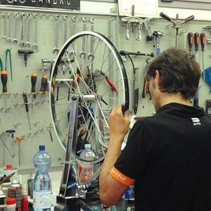 reparatie fiets