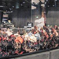 Procession of Samurai