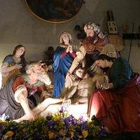Cassa del Cristo morto