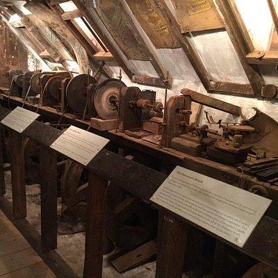 Inside the Victorian Jet Workshop