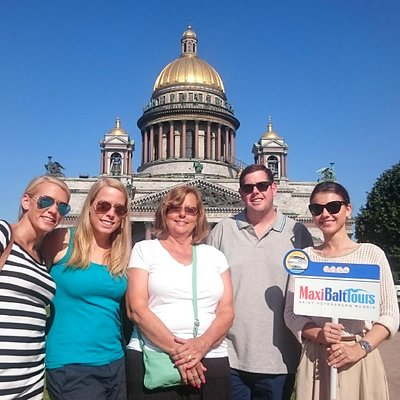 Two Day St Petersburg Tour during Nautica visit