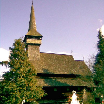 Poienile Izei, Church of Saint Parascheva
