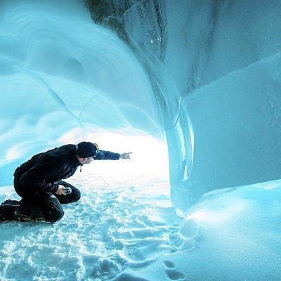 Heli-Glacier Tour