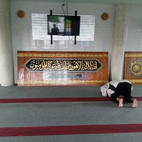 Juma prayers on 2nd October, 2015