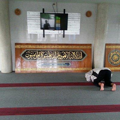 Juma prayers on 2nd October, 2015