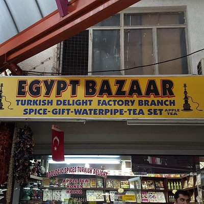 Egytian Bazar-Marmaris,Turkey