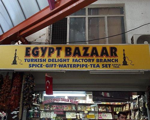 Egytian Bazar-Marmaris,Turkey