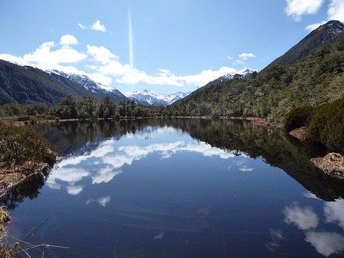 Lewis Pass, Maruia, New Zealand