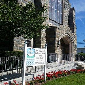 Holy Trinity Lutheran Church, In Wildwood