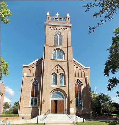 St Patrick Catholic Church