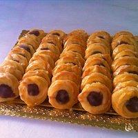 Pastas Griegas, Exclusivas Confitería Versalles