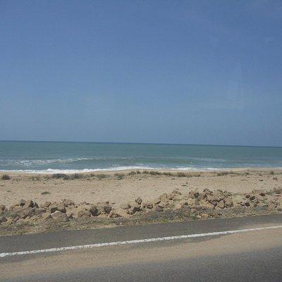 Madhavapur beach