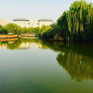 Dev Mehra@ Xi'an City Sports Park