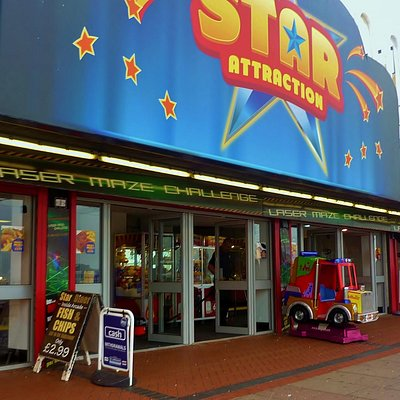 Star Attraction, Blackpool