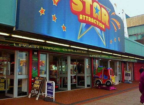 Star Attraction, Blackpool
