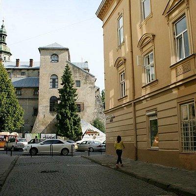 Архивная улица