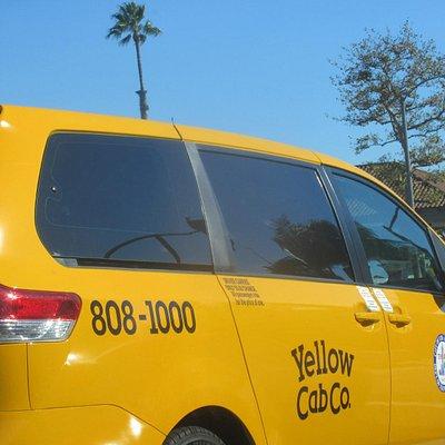 Yellow Cab Company, California