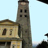 Campanile della chiesa parrocchiale di san Lorenzo