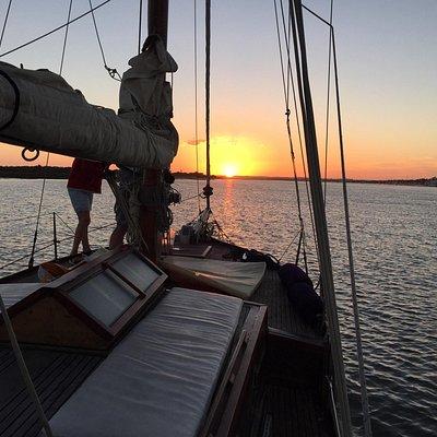Un lugar para navegar todo el año