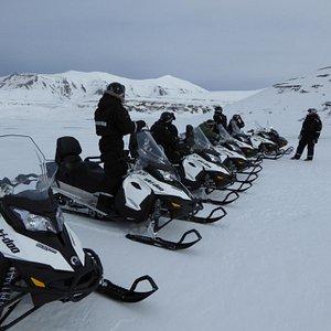 Going to Barentsburg