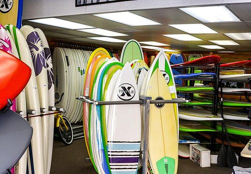 Triple X Surfers Outlet, Daytona Beach