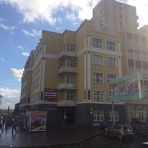 Здание Управления Запсибзолото