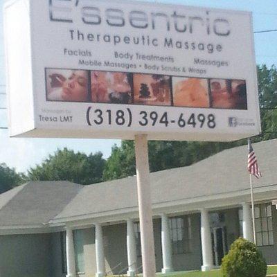 E'ssentric Therapeutic Massage
