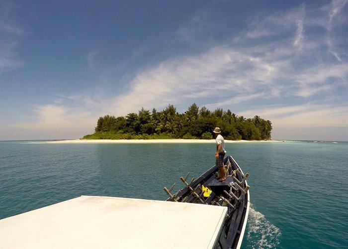 Island visit