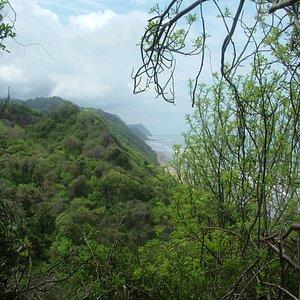 Cerro Seco, Bahia de Caraquez. Manabi