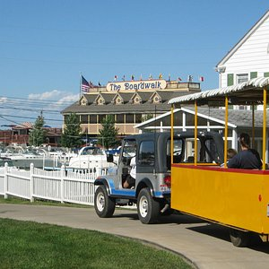 The Tour Train