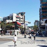 Sinchon area