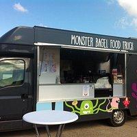 Food truck Monster Bagel