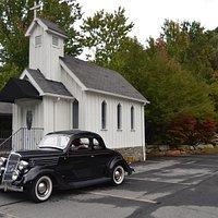 Neat Mini Church in Maggie Valley