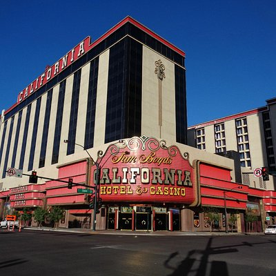 Front of The California Hotel Casino