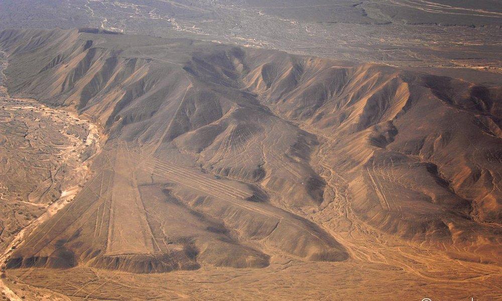 Lineas de Nazca (Peru)