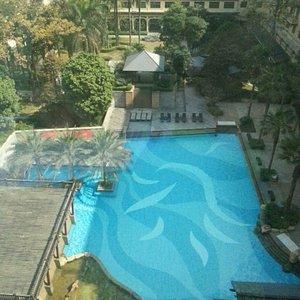Dong fang hotel Guanzhou.