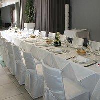 tavolo ristorante pranzo/comunione/evento/ricorrenze