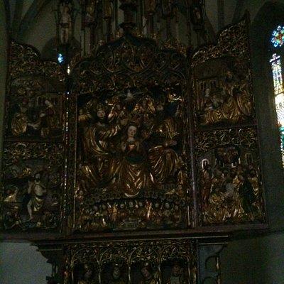 Altare in legno