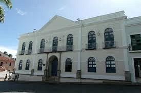 Palácio dos Governadores é prédio histórico em Olinda,PE