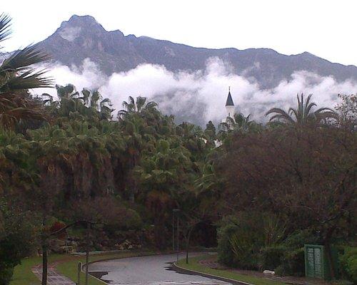 Vista de La Concha desde Pte. Romano.