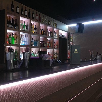 Cocktail Bar - Greater Than Gatsby