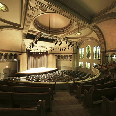 Salle Bourgie | Bourgie Hall