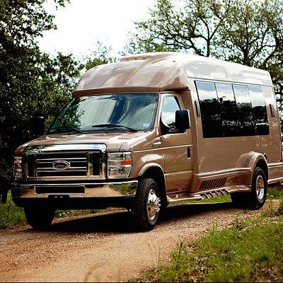 Our custom limo coach