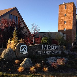 Fairmont Hot Springs Resort, Montana