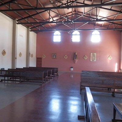 Iglesia de S. A. de los Cobres 3